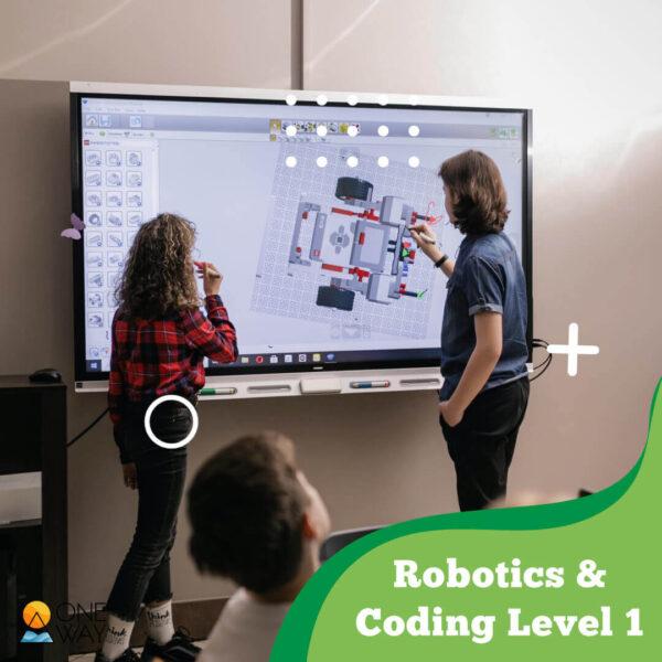 Robotics & Coding Level 1
