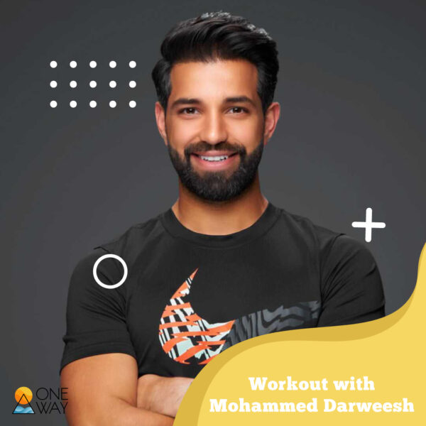 Workout with Mohammed Darweesh