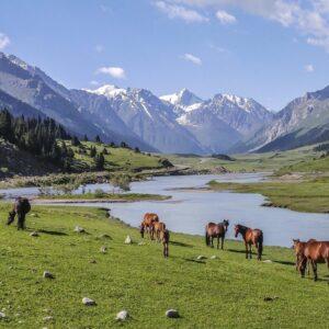 Explore Kyrgyzstan
